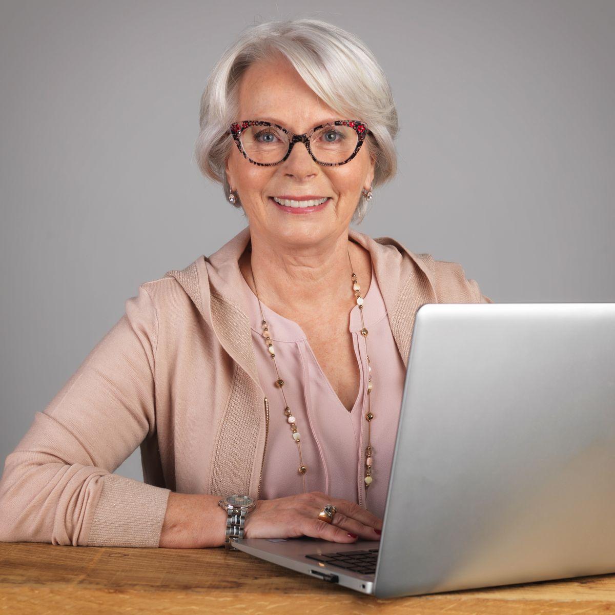 Francine Caillard, fondatrice du cabinet de coaching Simply Self Growth