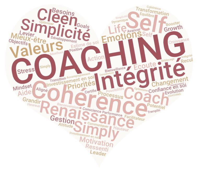 Les valeurs de Simply Self Growth Coaching
